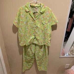 Vintage 60s 70s pajamas